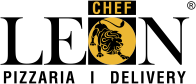 Logo Pizzaria Chef Leon